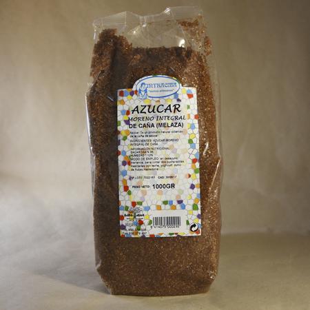 Azúcar, moreno, integral, caña, Melaza, 1kg