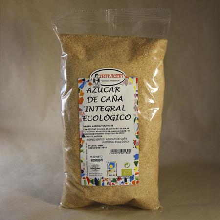 Azúcar, de caña, ecológica, 1kg
