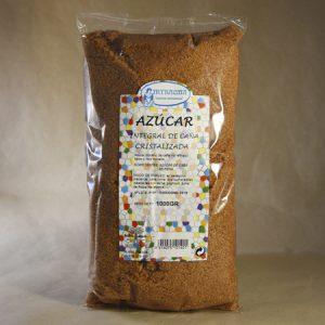 Azúcar, de caña, cristalizado, 1kg