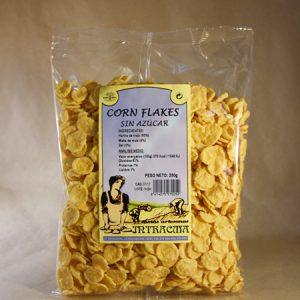 Corn, flake,s sin azúcar, 250gr