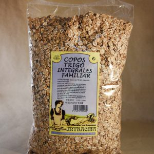 copos, integrales, trigo, familiar, 1kg