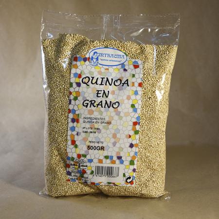 Quinoa, grano, 500gr