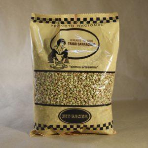 trigo, sarraceno, 500 gr