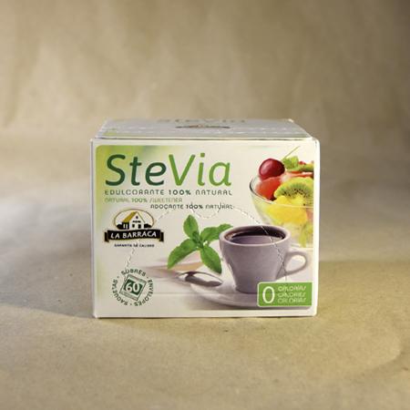 Edulcorante, Stevia, 60 sobres