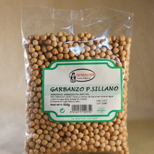 Garbanzo, pedrosillano, 500gr