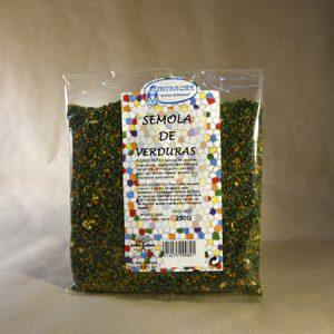 Sémola de verduras, 250gr, intracma
