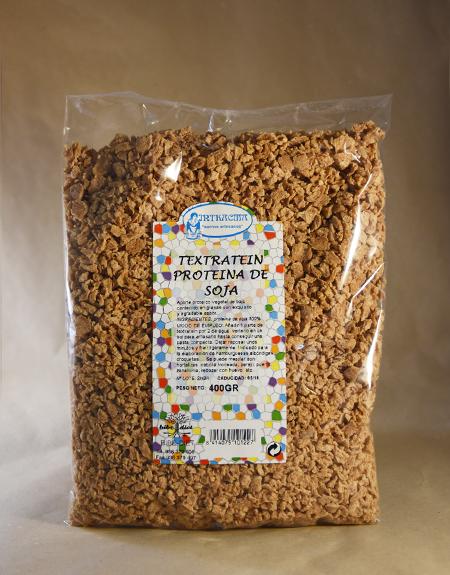 Textratein, proteína, de soja, 400gr