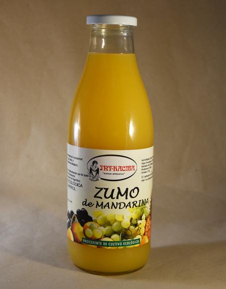 zumo, mandarina