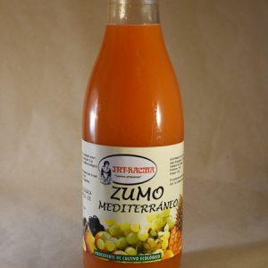 zumo, Mediterráneo