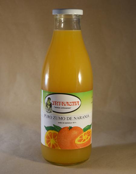 Zumo, naranja