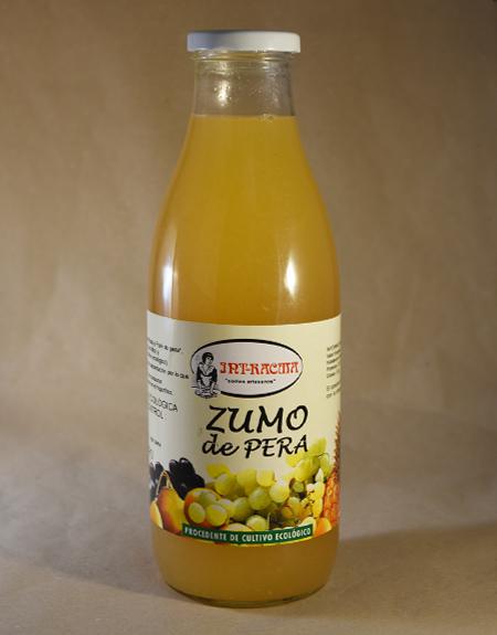 zumo, pera
