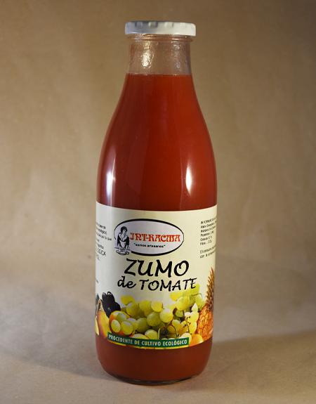 Zumo, tomate