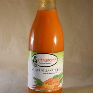 Zumo, zanahoria