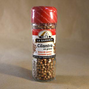 Cilantro grano, 24gr, especias, la barraca