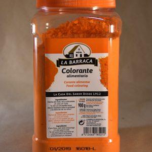 Colorante alimentario, 900gr, especias, la barraca
