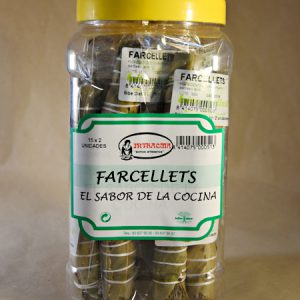 farcellets, especias, la barraca