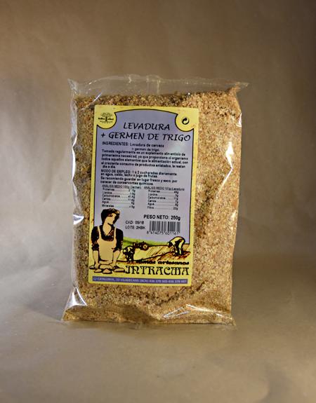 levadura germen trigo, 250gr