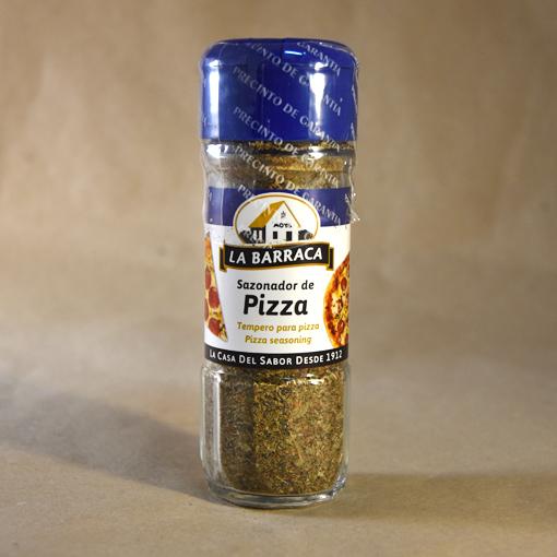 Sazonador de pizza, 17gr, especias, la barraca